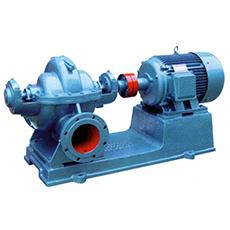 S型单级双吸清水泵